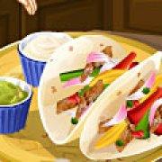 Игра Игра Кухня Сары фахитас из курицы