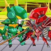 Игра Игра Роботы драки 3