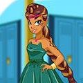 Игра Игра Девушки супергерои: Барбара Минерва