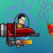 Игра Игра Дораэмон: исследователь океана