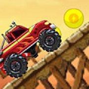 Игра Игра Гонки грузовики монстры