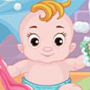 Игра Игра Ребенок в ванной / Baby In The Bath