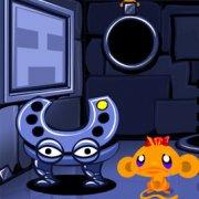 Игра Игра Счастливая обезьянка: Уровень 384