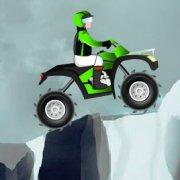 Игра Игра Гонки зимой / Winter Adventure Ride