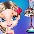 Игра Игра Малышка Барби фанат моды