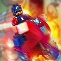 Игра Игра Лего Капитан Америка