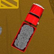 Игра Игра Парковка дальнобойщика 3