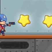 Игра Игра Капитан Америка