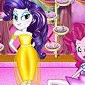 Игра Игра Девушки Эквестрии: вечеринка пони