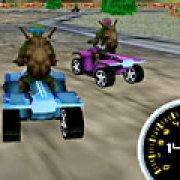 Игра Игра Черепашки ниндзя: канализационные гонки 3Д