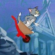 Игра Игра Том и Джерри: спуск