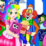 Игра Игра Принцесса Джульетта карнавальные лакомства