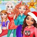 Игра Игра Принцессы Диснея: 12 дней Рождества