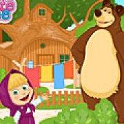 Игра Игра Маша и Медведь: летние развлечения
