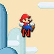 Игра Игра Марио печатает