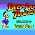 Игра Игра Deep Duck Trouble Starring Donald Duck