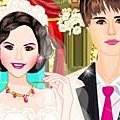 Игра Игра Селена и Джастин: свадьба