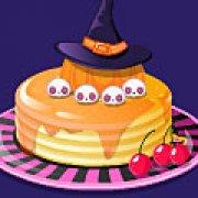 Игра Игра Хэллоуин блины