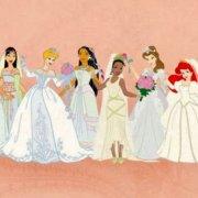 Игра Игра Свадебное платье какой принцессы Диснея подойдет тебе?