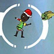 Игра Игра Накорми нас в Рождество