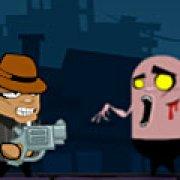 Игра Игра Гангстеры против зомби