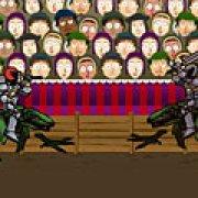 Игра Игра Могучие рейнджеры: рыцарь-самурай