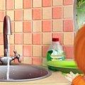 Игра Игра Лиза моет посуду