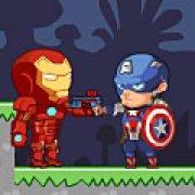 Игра Игра Мстители гражданская война