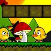 Игра Игра Цыпленок и утенок: братья