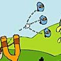 Игра Игра Angry Birds: онлайн раскраска