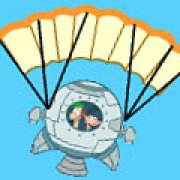 Игра Игра Финес и Ферб леталки в космос