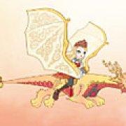 Игра Игра Эвер Афтер Хай: гонки на драконах