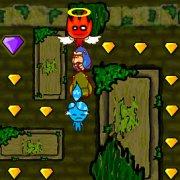 Игра Игра Огонь и Вода: пылающий мужчина
