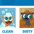 Игра Игра Дружные Мопсы: Потрясающие Противоположности