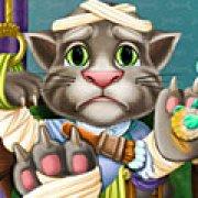 Игра Игра Говорящий кот на планшет