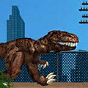Игра Игра Динозавр в Нью Йорке