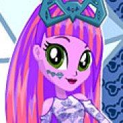 Игра Игра Девушки Эквестрии: Аметист Стар рок стиль
