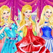 Игра Игра Наряд Золушки на королевскую вечеринку