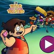 Игра Игра Виктор и Валентино: Монстры В Шкафу