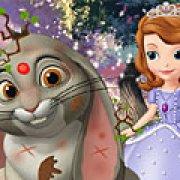 Игра Игра София лечить кролика