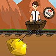 Игра Игра Бен 10: золотоискатели