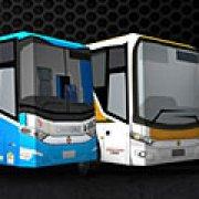 Игра Игра Парковка автобуса 3д 2