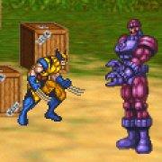 Игра Игра Защита героев: Росомаха