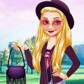 Игра Игра Рапунцель: модное восстание