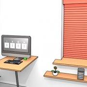 Игра Игра Побег из компьютерного офиса