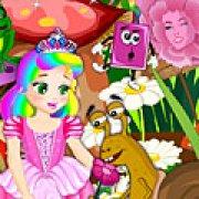 Игра Игра Принцесса Джульетта побег из страны чудес
