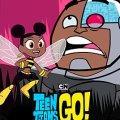 Игра Игра Юные Титаны: Грохот Пчелы
