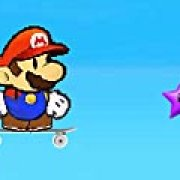 Игра Игра Марио: прыгун-скейтбордист