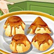 Игра Игра Кухня Сары пудинг с изюмом