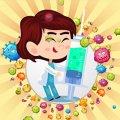 Игра Игра Стрелок Пузырями: Вирус